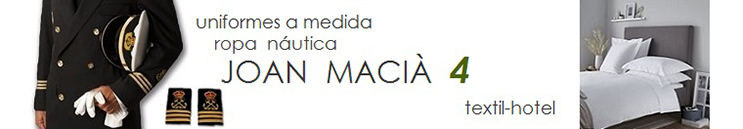 Joan Macia Tienda uniformes naútica