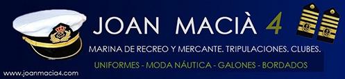 Joan Macia Tienda uniformes na�tica